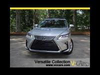 2016 Lexus RX 350 Premium Plus Tech Navigation Blind Spot Monitors C