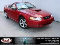 Pre-Owned 2000 Ford Mustang 2dr Convertible GT