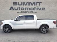 2012 Ford F-150 CREW-SHORT-HARLEY-NAV-MOON-4WD-BACKUP CAM-1 OWNER 4WD SuperCrew 145 Harley-Davidson