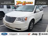 Used 2010 Chrysler Town & Country Touring Minivan