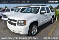2008 Chevrolet Avalanche 1500 LTZ Truck Crew Cab For Sale in Conway