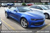 2017 Chevrolet Camaro 1LT Convertible For Sale in Conway