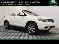 2014 Nissan Murano Crosscabriolet Convertible
