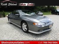 2005 Chevrolet Monte Carlo 2dr Cpe Supercharged SS