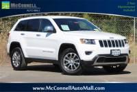 2016 Jeep Grand Cherokee Limited 4x4 SUV - Certified Used Car Dealer Serving Santa Rosa & Windsor CA
