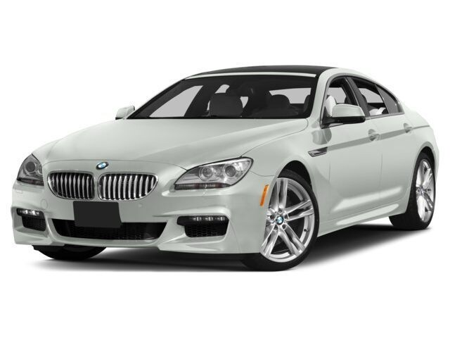 Photo Used 2015 BMW 6 Series 640i xDrive Gran Coupe Sedan for SALE in Albuquerque NM