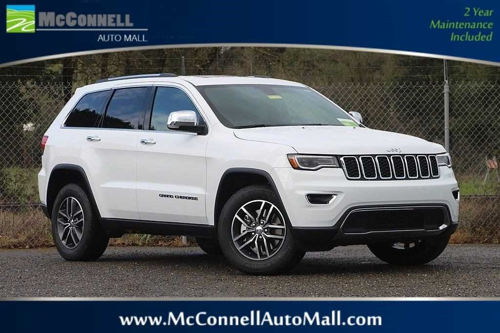 Photo 2018 Jeep Grand Cherokee Limited 4x4 SUV - Used Car Dealer Serving Santa Rosa  Windsor CA