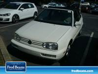 Used 1998 Volkswagen Cabrio For Sale at Fred Beans Volkswagen | VIN: 3VWBA61E7WM808948