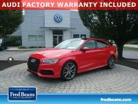 Used 2016 Audi S3 For Sale at Fred Beans Volkswagen | VIN: WAUB1GFF5G1077779