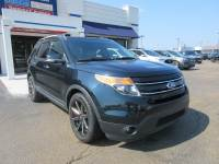 2014 Ford Explorer Limited Sport Utility 6