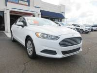 2014 Ford Fusion S 4dr Car 4