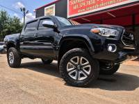 2016 Toyota Tacoma LIMITED DOUBLE CAB V6 6AT 4WD CUSTOM LEVELED