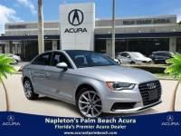 Used 2015 Audi A3 2.0T Premium Plus in West Palm Beach, FL