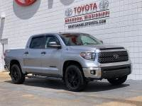 Certified 2018 Toyota Tundra SR5 4.6L V8 Special Edition Truck CrewMax 4x2 in Brandon MS