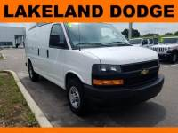 Pre-Owned 2019 Chevrolet Express Cargo Van