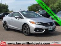 Used 2015 Honda Civic Coupe For Sale | Peoria AZ | Call 602-910-4763 on Stock #92081A