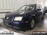 2004 Volkswagen Jetta Wagon GLS TDI