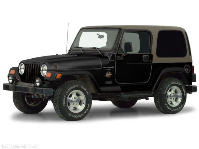 Photo Pre-Owned 2000 Jeep Wrangler Sahara for Sale in Medford, OR