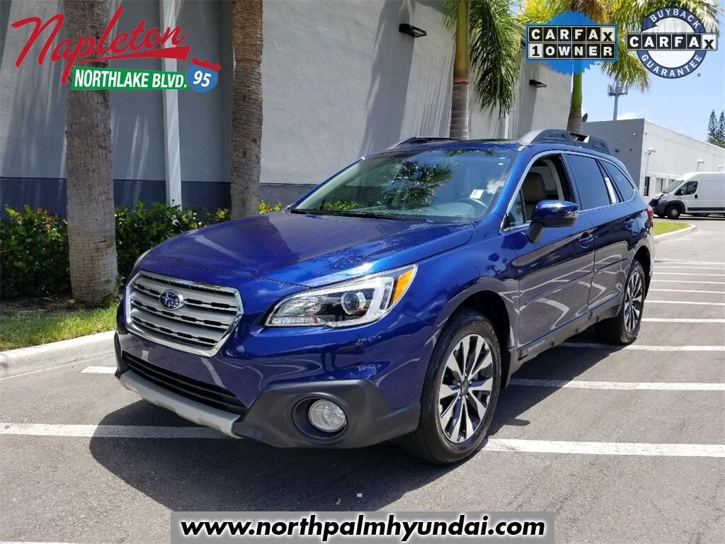 Photo Used 2017 Subaru Outback 2.5i in West Palm Beach, FL