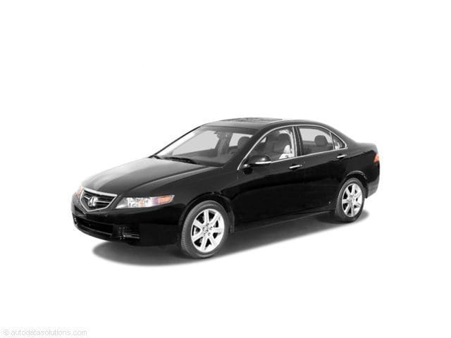 Photo Used 2004 Acura TSX Base Sedan Front-wheel Drive in Chicago