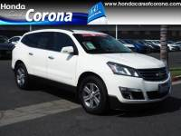 2015 Chevrolet Traverse LT in Corona, CA