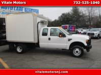 2008 Ford F-350 SD CAB & CHASSIS 4X4 DRW 59K MILES