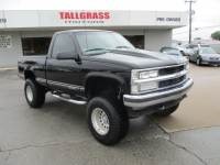 1997 Chevrolet K1500 Silverado Fleetside
