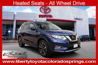 Used 2019 Nissan Rogue SL SL AWD For Sale in Colorado Springs, CO