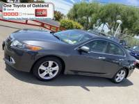Pre-Owned 2013 Acura TSX 2.4 Technology Sedan in Oakland, CA