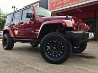 2013 Jeep Wrangler UNLIMITED SAHARA 4WD CUSTOM LIFTED