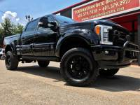 2018 Ford F-250 SD BLACK OPS EDITION CREW CAB 4WD CUSTOM LIFTED