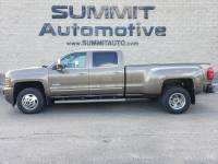 2015 Chevrolet Silverado 3500 CREW-LONG-DRW-HIGH COUNTRY-DIESEL-NAV-MOON-4WD-1 O 4WD Crew Cab 167.7 High Country