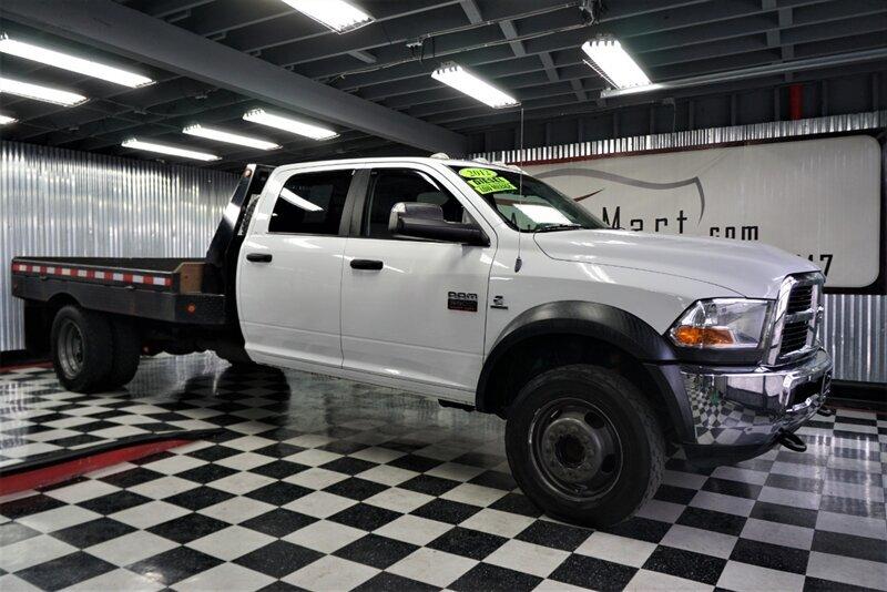 Photo 2012 Dodge Ram 5500 5500