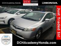 2008 Honda Civic Sedan Si