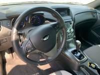 2016 Hyundai Genesis Coupe 3.8L Seats