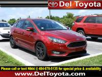 Used 2016 Ford Focus SE For Sale in Thorndale, PA | Near West Chester, Malvern, Coatesville, & Downingtown, PA | VIN: 1FADP3K26GL396902