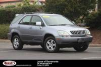 Pre Owned 2002 Lexus RX 300 4dr SUV