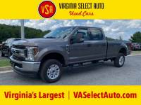 Used 2019 Ford F-250 XLT Crew Cab DIESEL 4x4 Truck for sale in Amherst, VA