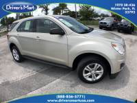 Used 2014 Chevrolet Equinox LS| For Sale in Winter Park, FL | 2GNALAEK4E6309603 Winter Park
