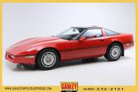 Used 1986 Chevrolet Corvette Hatchback For Sale in Bedford, OH