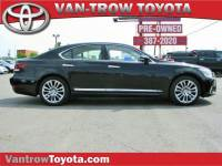 Used 2013 Lexus LS 460 Sedan