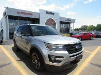 Used 2016 Ford Explorer Sport SUV for SALE in Albuquerque NM