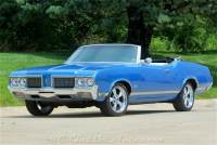 1970 Oldsmobile Cutlass Convertible 350V8 with AC and a bunch of options