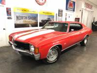 1972 Chevrolet Chevelle -SUPER SPORT TRIBUTE - CUSTOM PEARL PAINT - A/C - NEW ENGINE