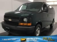 Used 2011 Chevrolet Express 2500 For Sale at Burdick Nissan | VIN: 1GAWGPFA8B1165556