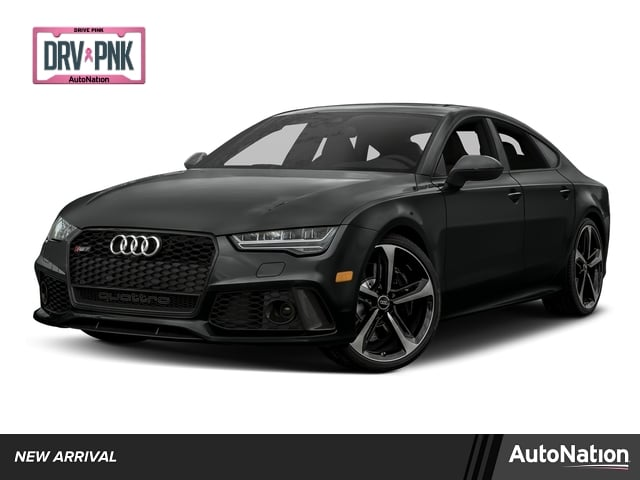Photo 2017 Audi RS 7 Performance Prestige