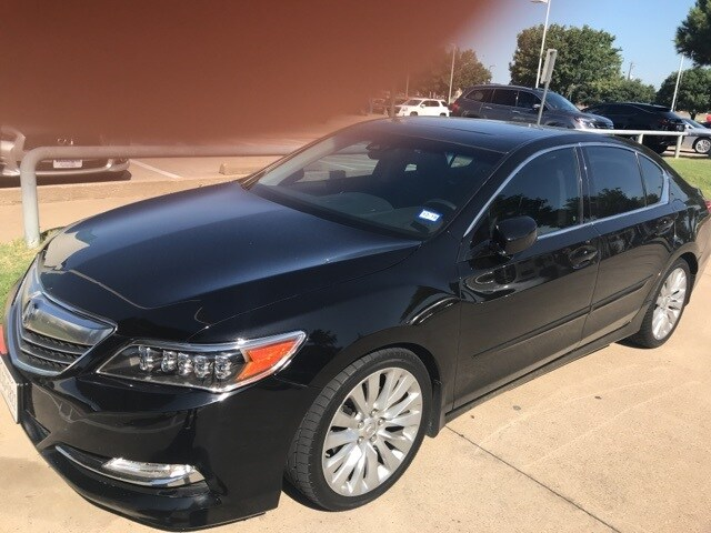 Photo 2014 Acura RLX RLX with Technology Package