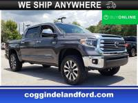 Pre-Owned 2018 Toyota Tundra Limited Crew Cab Long Bed Truck in Jacksonville FL