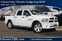 2015 Ram 1500 Tradesman/Express Truck Crew Cab - Certified Used Car Dealer Serving Sacramento, Roseville, Rocklin & Citrus Heights CA