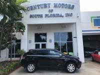 2008 Lincoln MKX Heated and Cooled Leather CD Changer 1 Owner